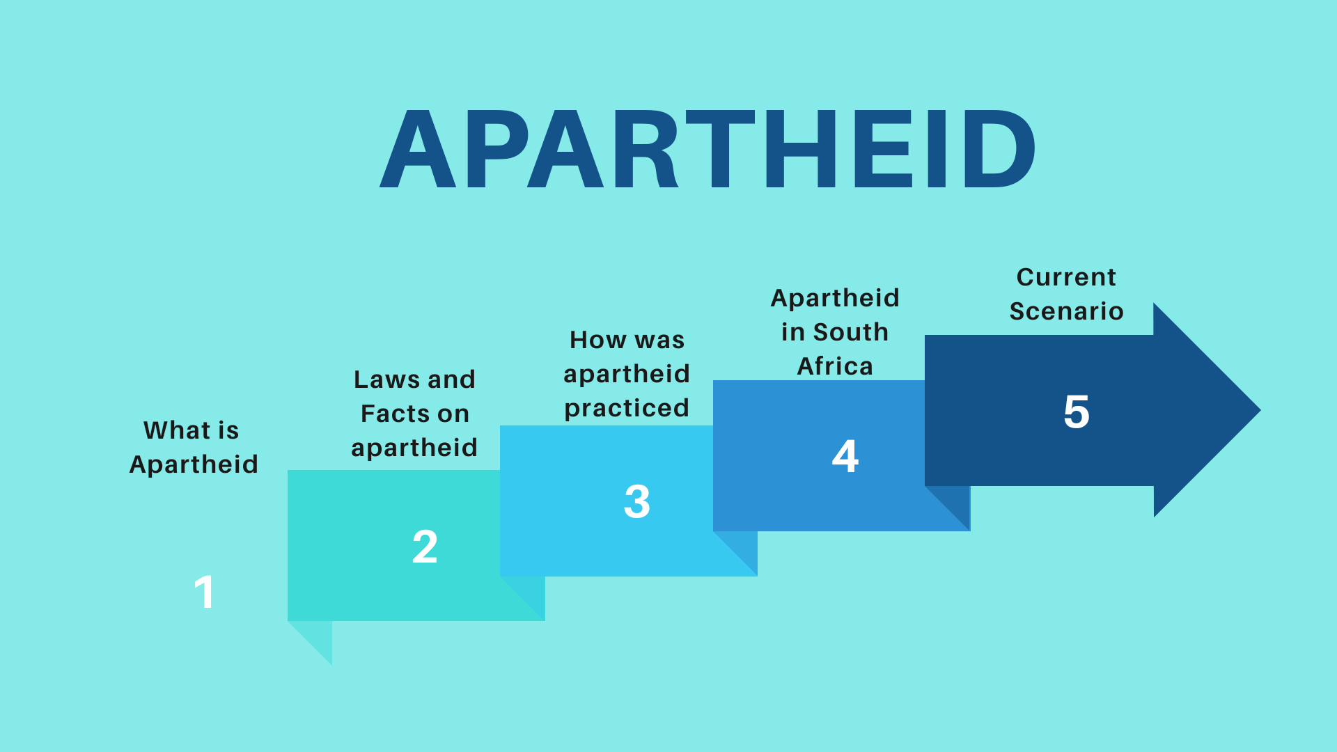What is apartheid
